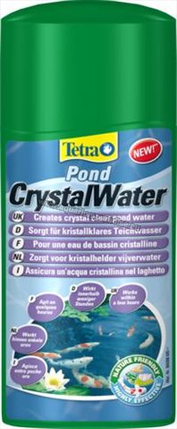 Tetra Pond CrystalWater 250ml / 5000L