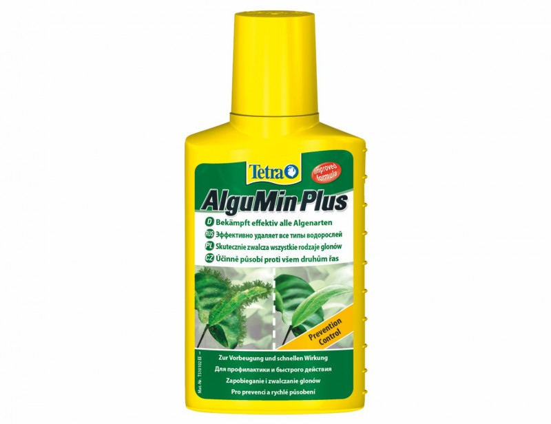 Tetra AlguMin Plus 100ml / 200L