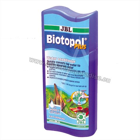 JBL Biotopol Plus 250ml / 4000L