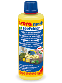 sera marin bio reef clear 100ml / 1000L