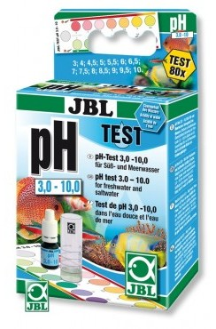 JBL pH Test Set 3.0 - 10.0