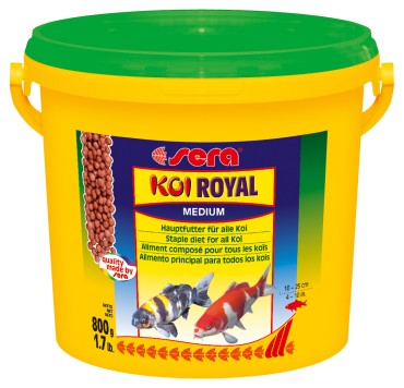 sera KOI ROYAL MEDIUM 3800ml