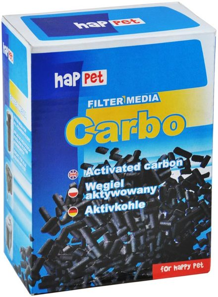 HAPPET Carbo 500g