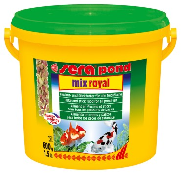 sera pond mix royal 3800ml