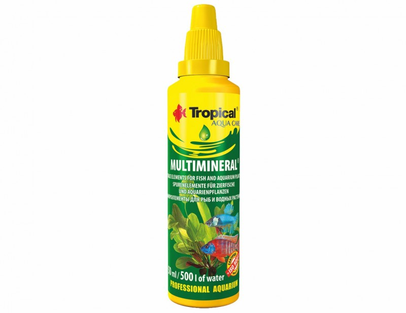 TROPICAL-Multimineral 50ml/500L