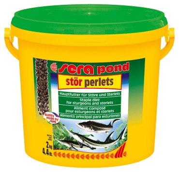 sera pond Sturgeon Granules 3800ml