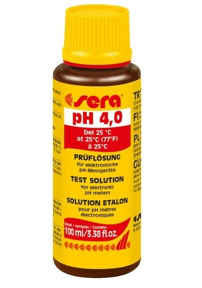 sera test solution pH 4.0