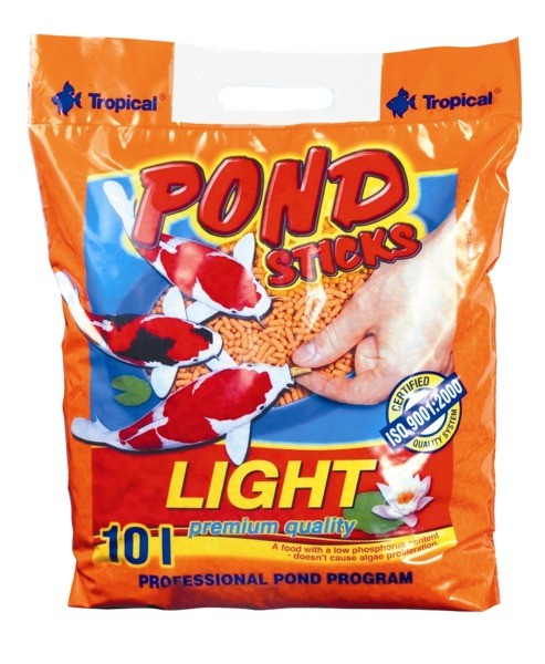 Tropical Pond Sticks Light 10L/900g