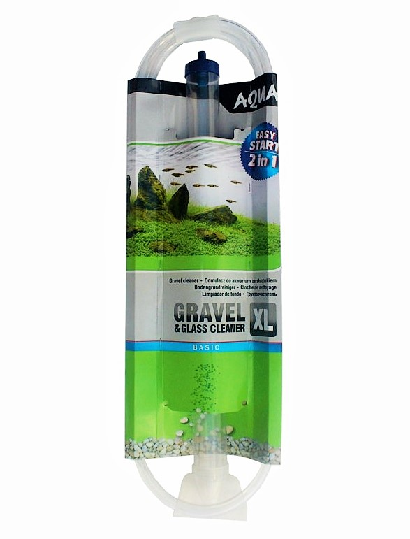Aquael Gravel & Glass Cleaner XL