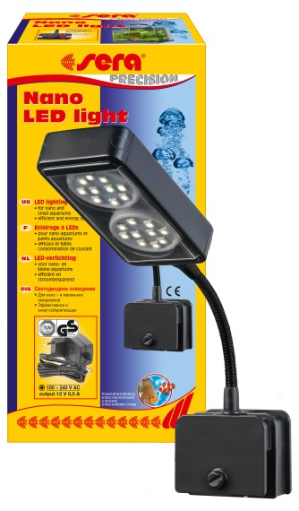 sera Nano LED light