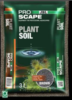"JBL PROSCAPE PLANT SOIL ""BROWN"" 3L"