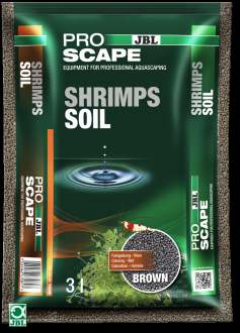 "JBL PROSCAPE SHRIMPS SOIL ""BROWN"" 3L"