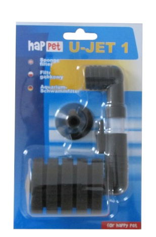HAPPET molitanový filter U-JET 1