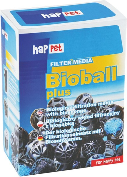 HAPPET Bioball PLUS 50ks