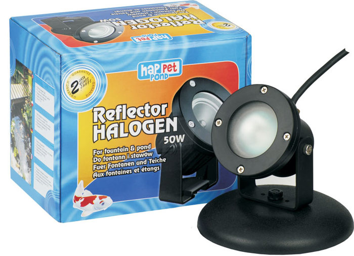 HAPPET Reflector HALOGEN 50W