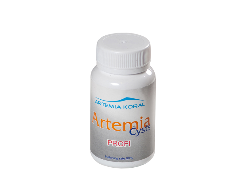 Artemia Koral Cysts 50g
