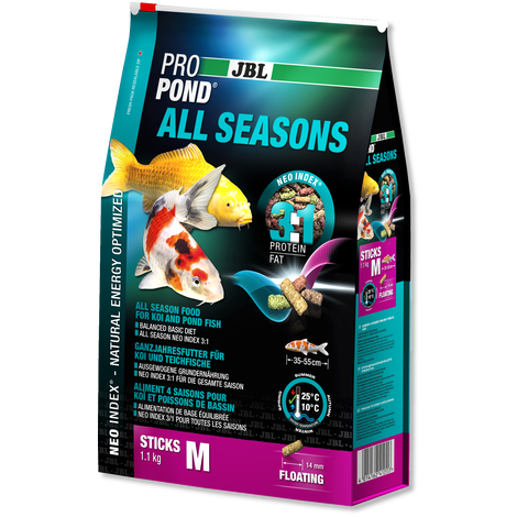 JBL ProPond All Seasons M 5,8kg / 32L
