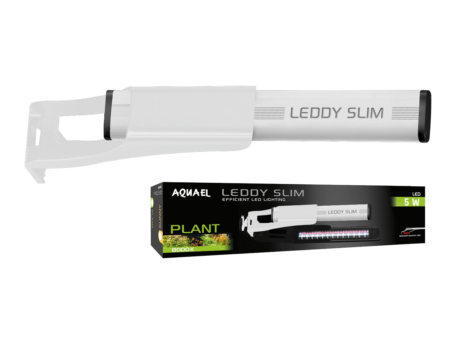 Aquael LEDDY SLIM PLANT 5W