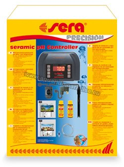 sera seramic pH controler