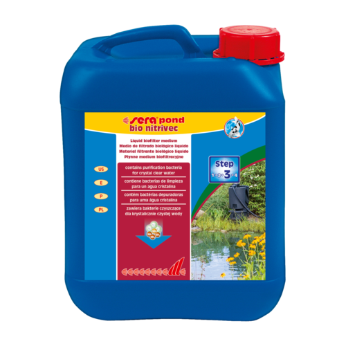 sera pond bio nitrivec® 5000ml
