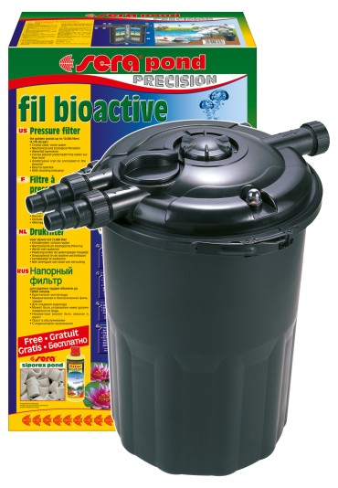 sera pond fil bioactive pressure filter