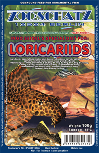 Loricaria - special 100g